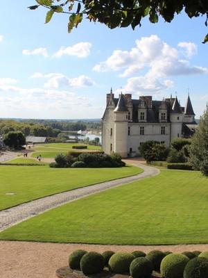 Château Royal d'Amboise Offre CDI