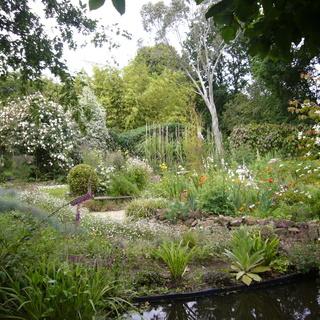 Le jardin du Revers