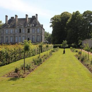 Parc du château de Carneville