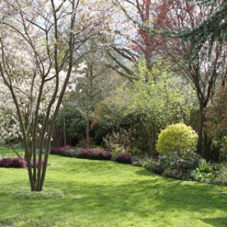 Jardin des Aubépines