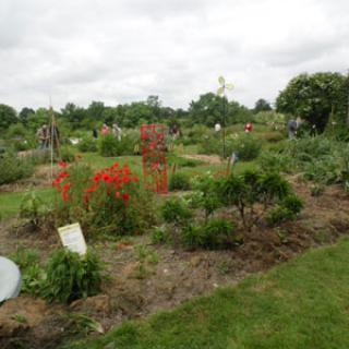 Jardin de la Chevérière