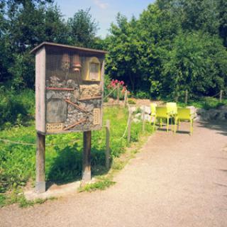 Jardin pédagogique du Vaisseau