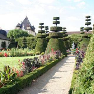 Jardin du Château de PIZAY
