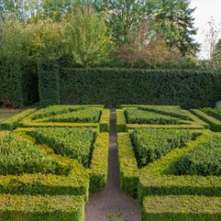 Jardins du manoir de La Boisnerie