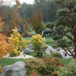 Jardin de Garratière et Pré Pommier