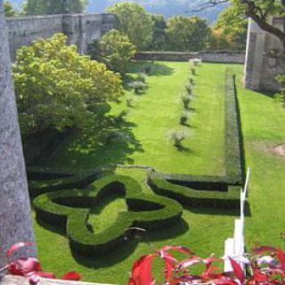 Jardins du Donjon de Vez