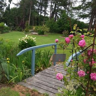 Les jardins de Brucan