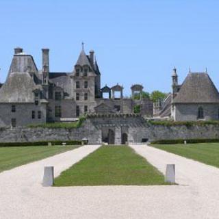 Parc du Château de Kerjean