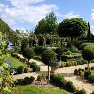 Les Jardins du Château de la Motte