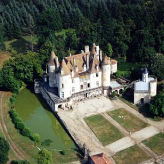 Parc et jardins du Domaine du château de la Barge