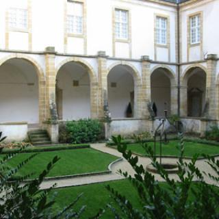 Jardin du Cloître
