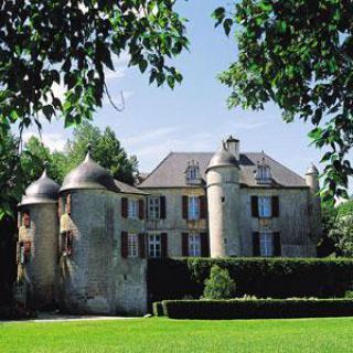 Le château d'Urtubie