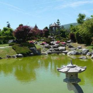 Au Paradiz'en, jardin japonais Bernard Charbonnel