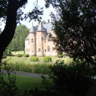 Jardins du château d'Imbleville