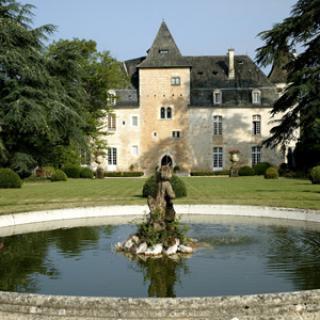 Jardin, potager et verger du château de la Treyne