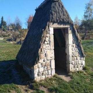 Jardin ethnobotanique de Clastres