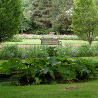 Jardins de la ville de Châteauroux