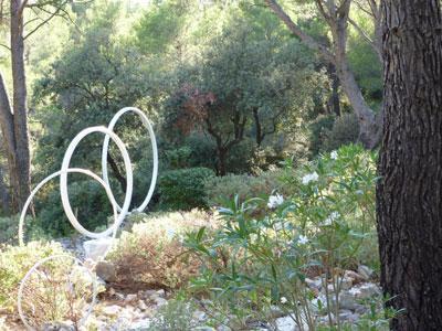 Le Jardin des 5 sens et des Formes premières