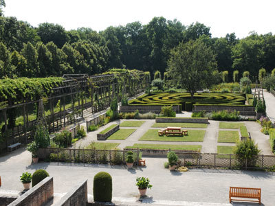 Jardin Renaissance du Château de Chamerolles