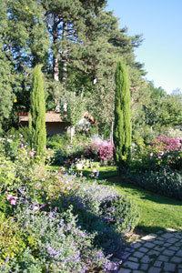 Jardins de La Bouthière