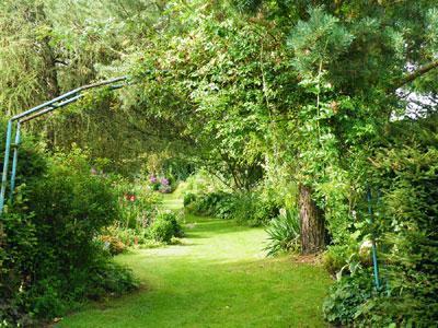Le Jardin d'Ode