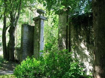 Parc et Jardin du Château Duriez