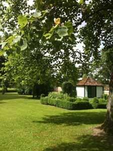 Jardin des Etournelles