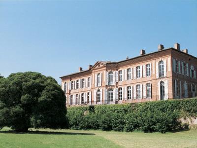 Labyrinthe et Château de Merville