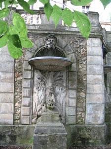 Parc du château de Monte-Cristo