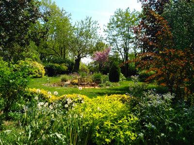 Le Jardin de La Prade