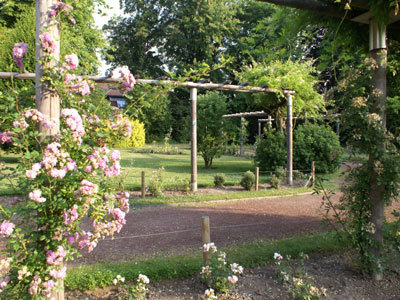 Serres Pédagogiques et Jardin Botanique de Tourcoing