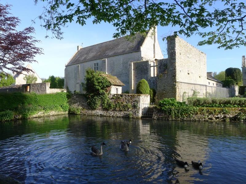 Abbaye de Longues