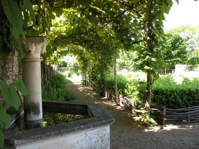 Jardin d'Inspiration Médiévale de Bazoges-en-Pareds
