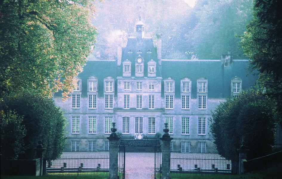Jardins du Château de Lantheuil