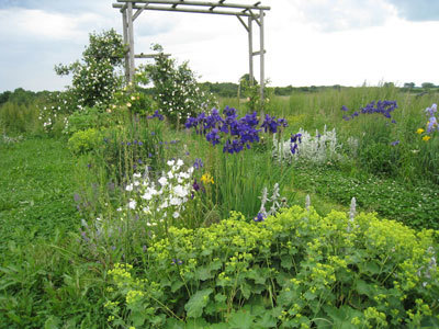 Le Jardin des Merlettes