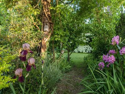Le Jardin du Vieux Pommier