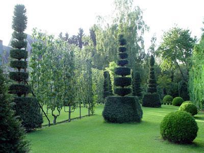 Les Jardins de Sans-Soucis