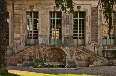 JARDINS DE L'HÔTEL HAGUENOT