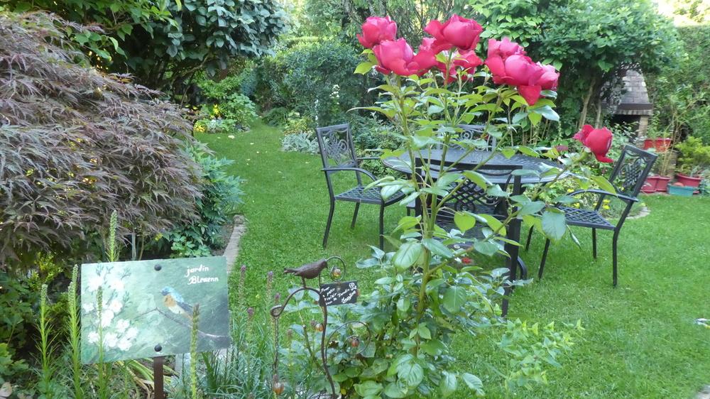 Jardin Bleuenn