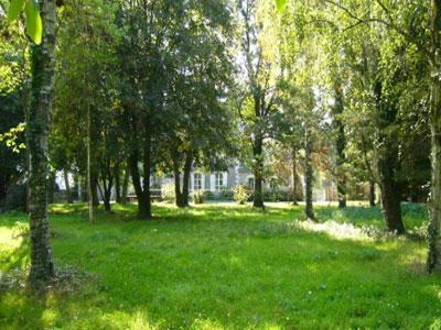 Parc du château de La Montchevalleraie