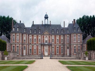 Parc du château de Galleville