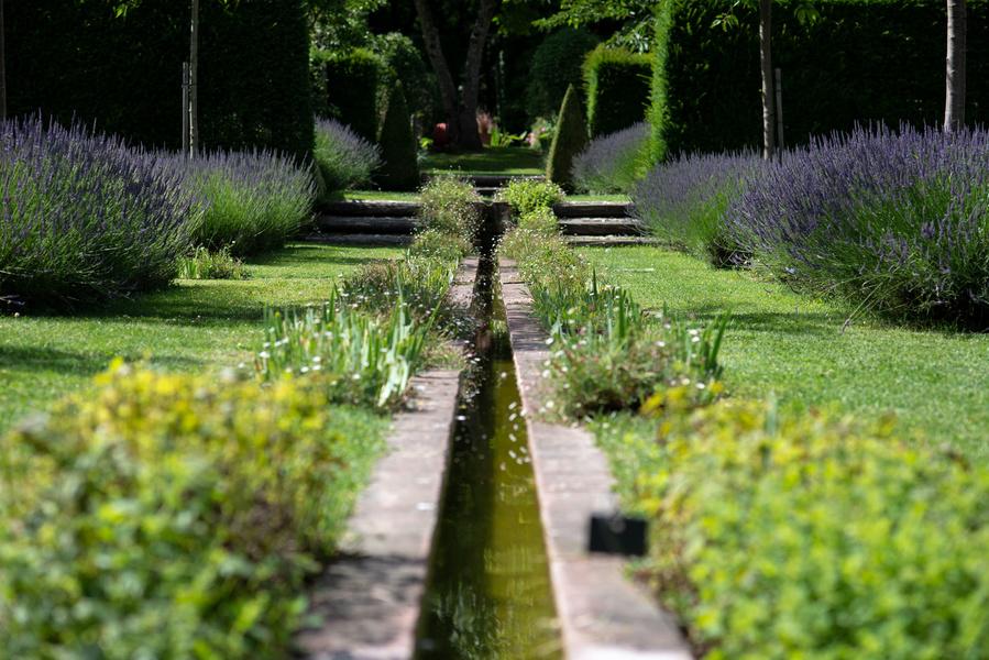 Les Jardins et arboretum du domaine de Poulaines