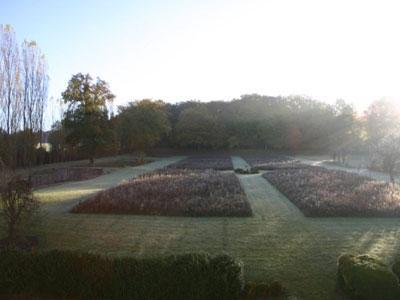Jardin du Château de Romenay