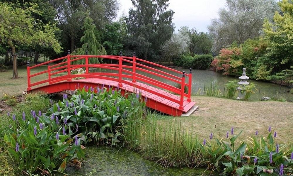 Le jardin de la méditation