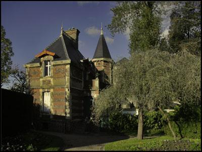 JARDIN PUBLIC DE CHERBOURG-OCTEVILLE