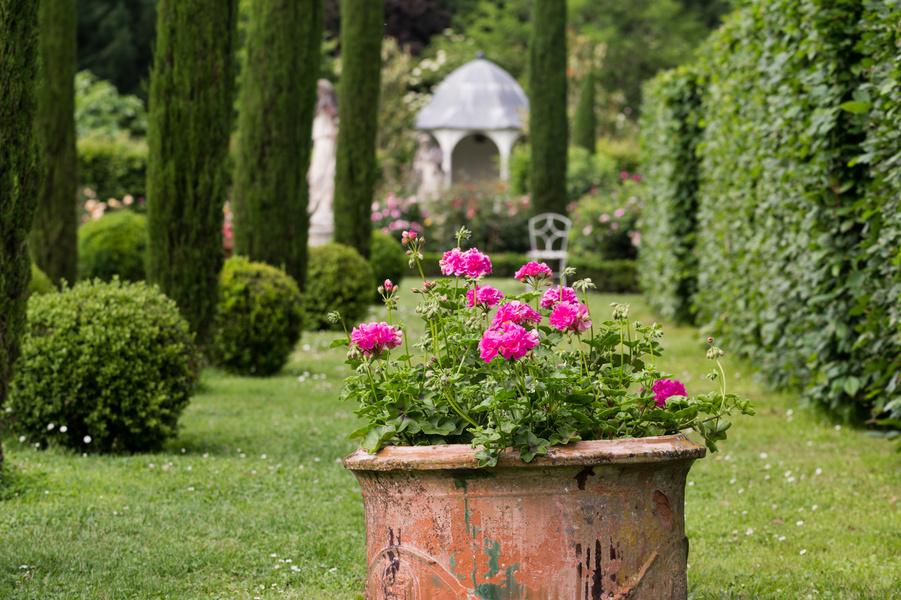 Le Jardin de Marrast
