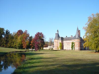 Parc du Château de Maillebois