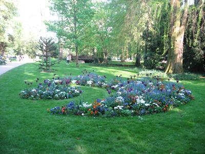 Jardin des Prébendes d'Oé