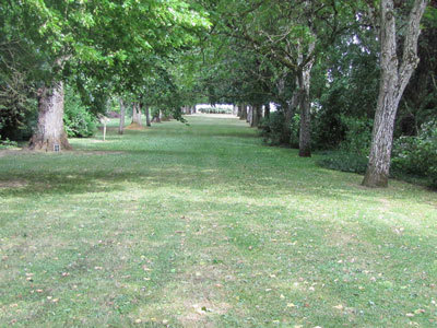 Jardin des Bergeries