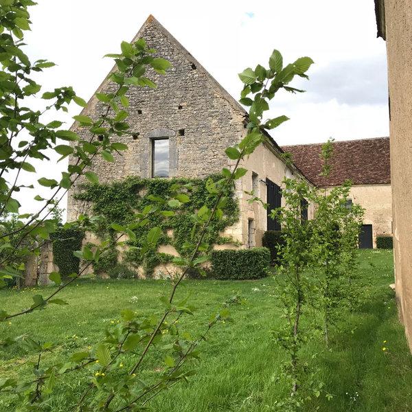 Jardins de la Chartreuse Notre Dame du Val Saint Jean